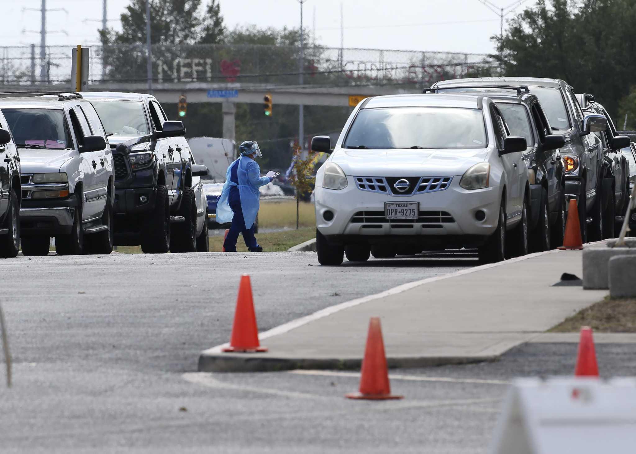 San Antonio hospitals taking patients from El Paso to relieve COVID-19 crisis