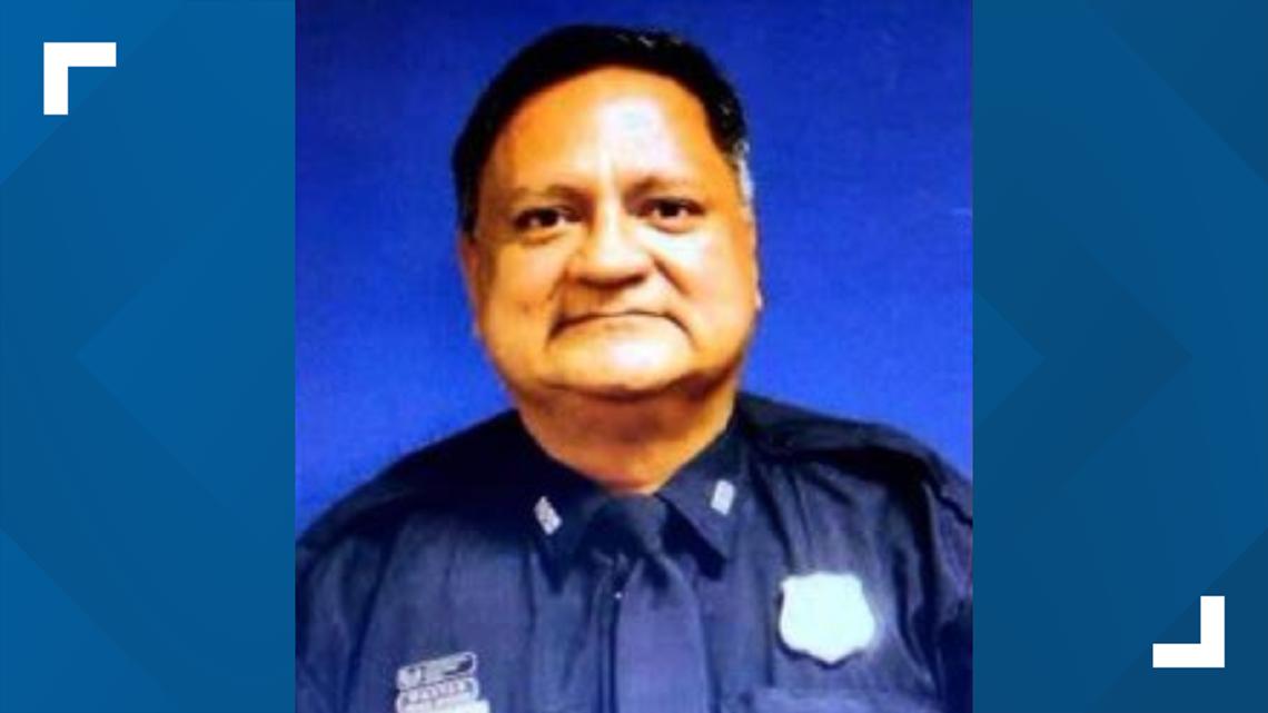 HPD Officer Ernest Leal, Jr. dies after battling COVID-19