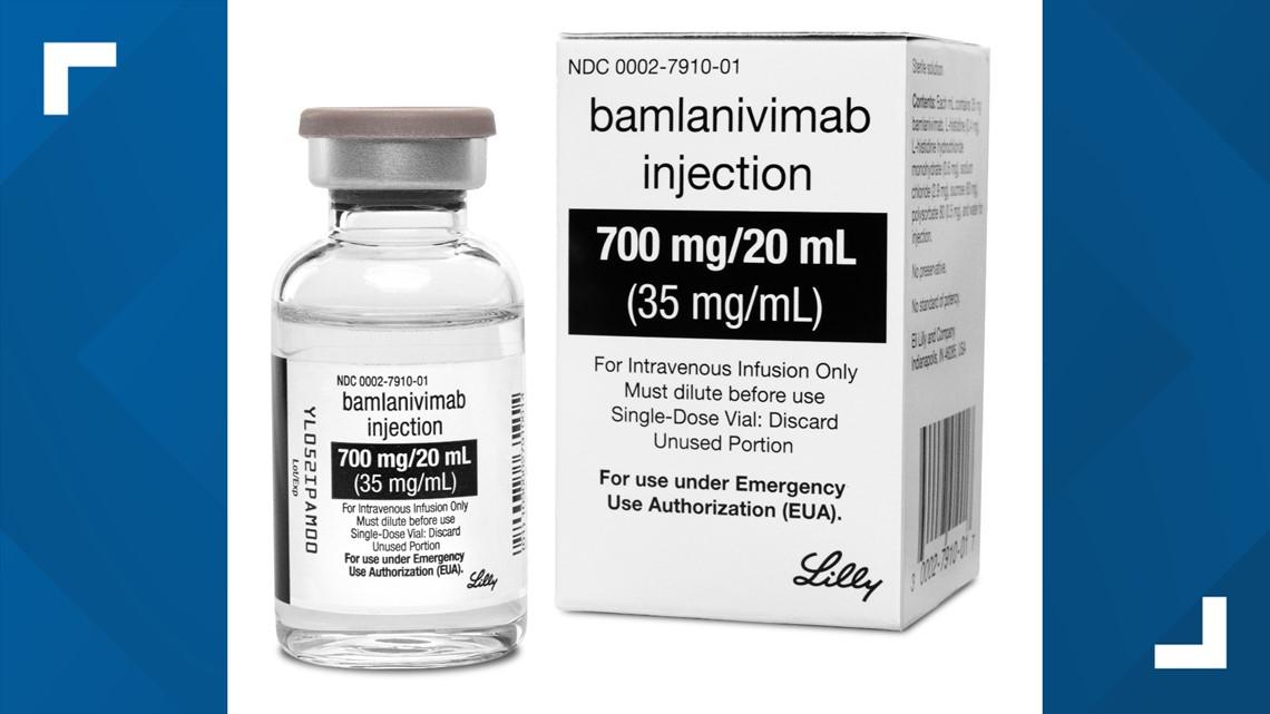 Reid Health using antibody treatment on COVID-19 patients