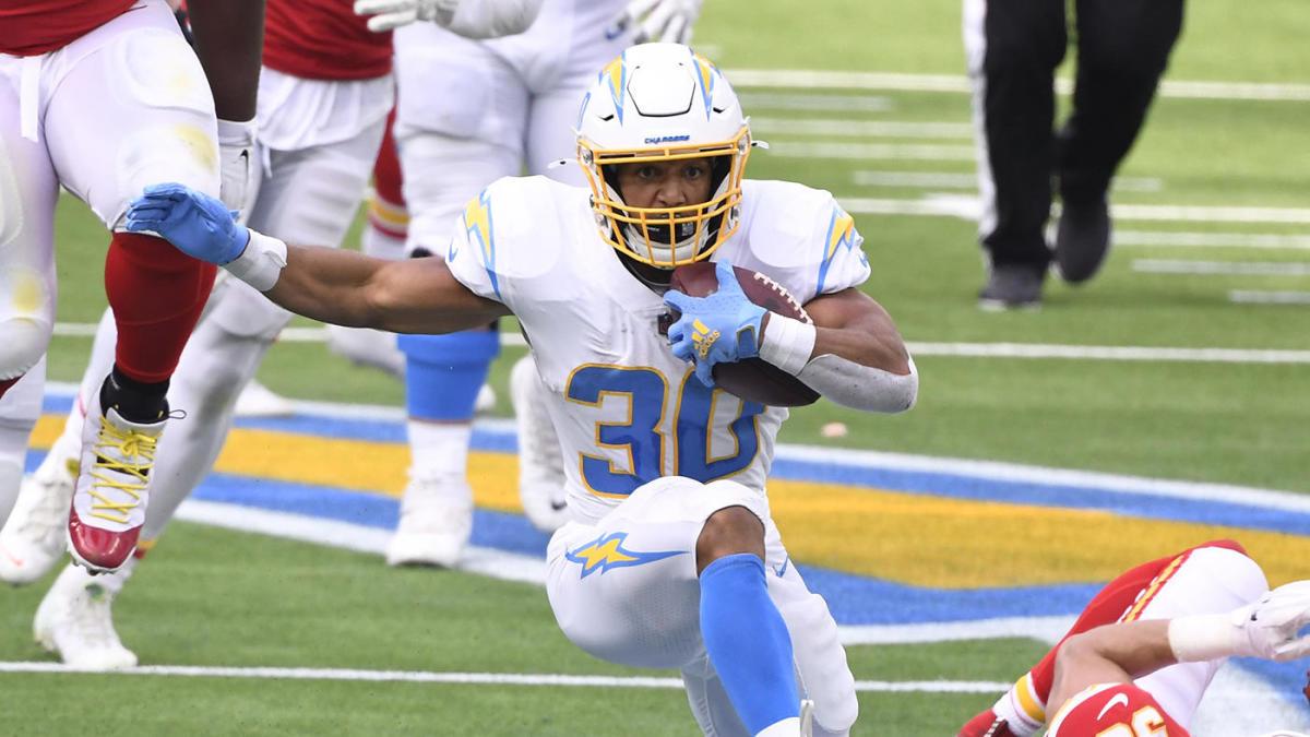NFL Week 12 Injury Report: Austin Ekeler back, Brian Hill, Benny Snell set for big roles; COVID-19 updates