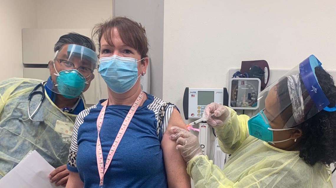 McLennan Co. Public Health District starts vaccine distribution