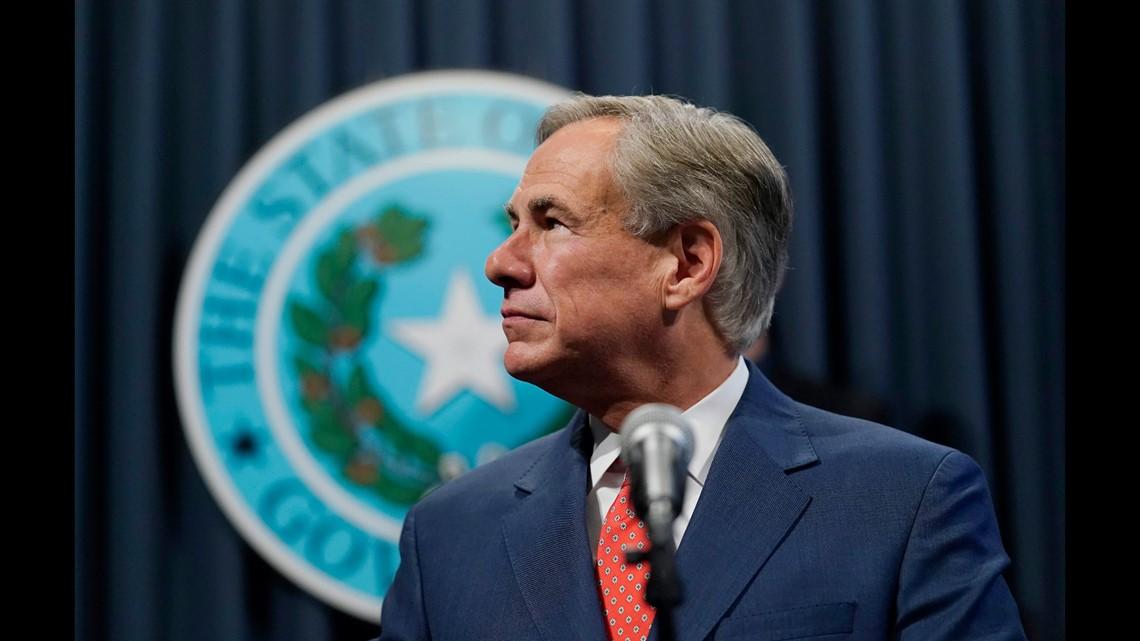 Gov. Abbott to provide update on vaccine efforts in Texas