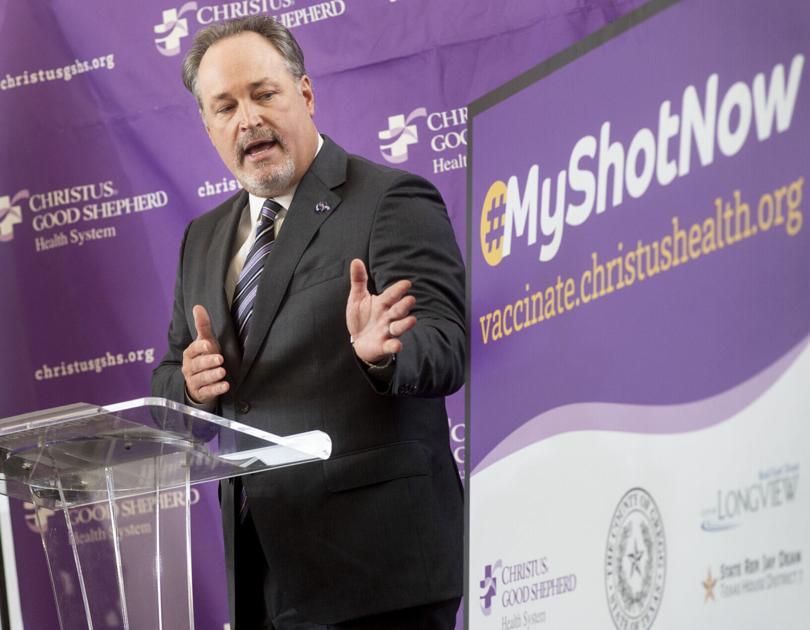 Christus Good Shepherd named third East Texas COVID-19 vaccine hub | Local News