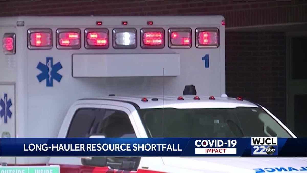 COVID-19 long hauler resources in shortfall