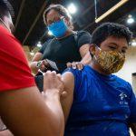 Metro Health offers pop-up vaccination clinics through Sunday